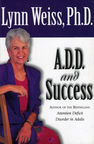 Cover image for the book A.D.D. and Success