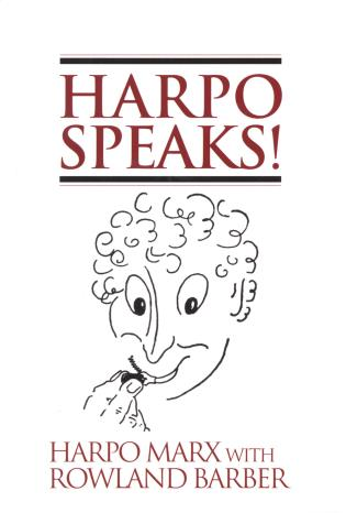Cover image for the book Harpo Speaks!
