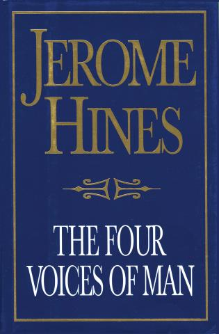 Cover image for the book The Four Voices of Man