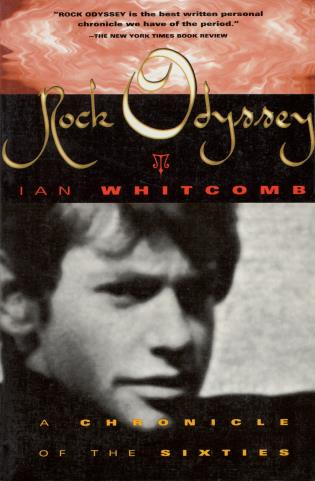 Cover image for the book Rock Odyssey: A Chronicle of the Sixties
