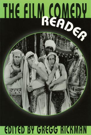 Cover image for the book The Film Comedy Reader