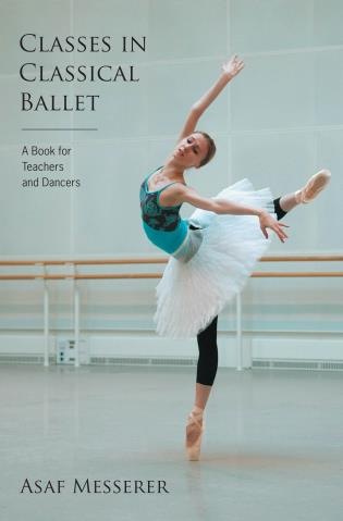 Cover image for the book Classes in Classical Ballet