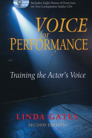 Cover image for the book Voice for Performance: Training the Actor's Voice