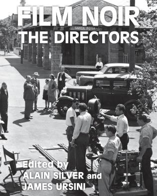 Cover image for the book Film Noir the Directors