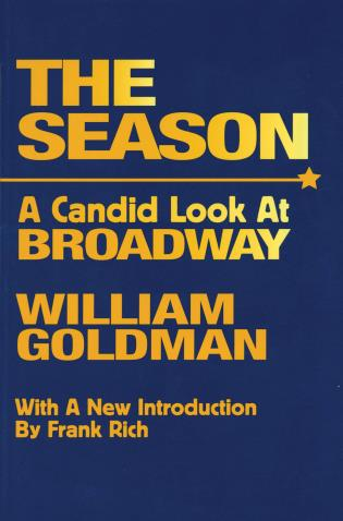 Cover image for the book The Season: A Candid Look at Broadway