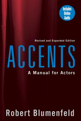 Cover image for the book Accents: A Manual for Actors, Revised & Expanded Edition