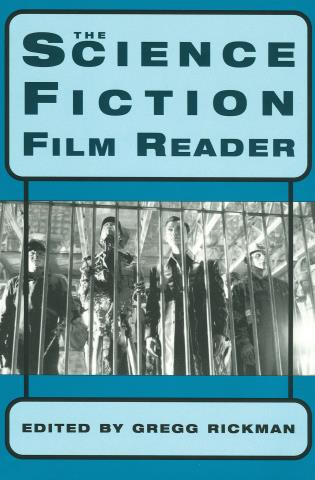 Cover image for the book The Science Fiction Film Reader