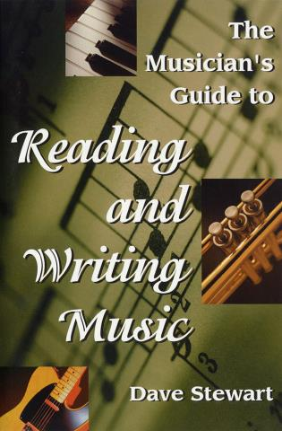 Cover image for the book The Musician's Guide to Reading & Writing Music, Revised 2nd Ed.