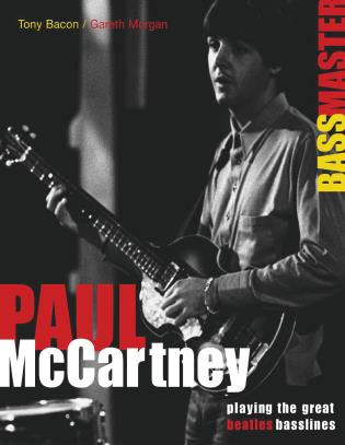 Cover image for the book Paul McCartney: Bass Master: Playing the Great Beatles Basslines