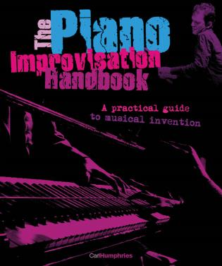 Cover image for the book The Piano Improvisation Handbook