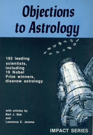 Cover image for the book Objections to Astrology