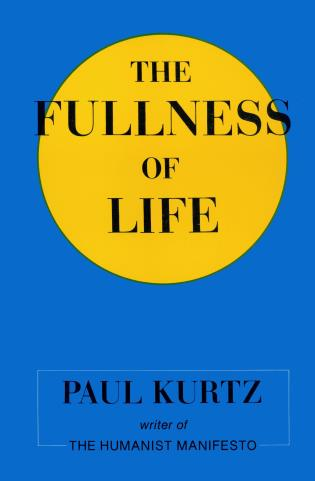 Cover image for the book The Fullness of Life