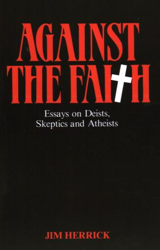 Cover image for the book Against the Faith