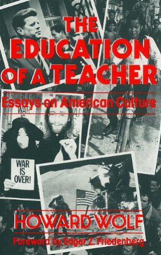 Cover image for the book The Education of a Teacher