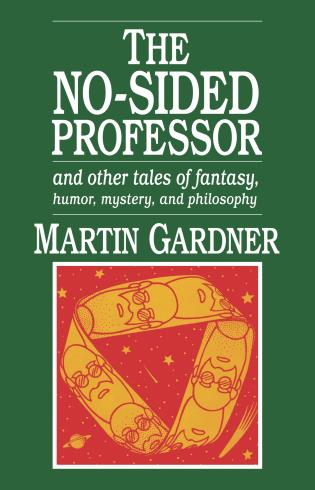 Cover image for the book The No-Sided Professor