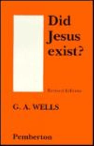 Cover image for the book Did Jesus Exist?