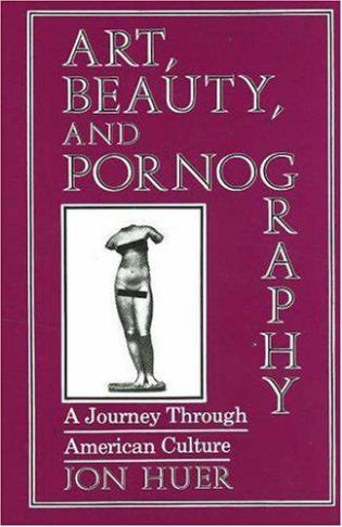 Cover image for the book Art, Beauty, and Pornography