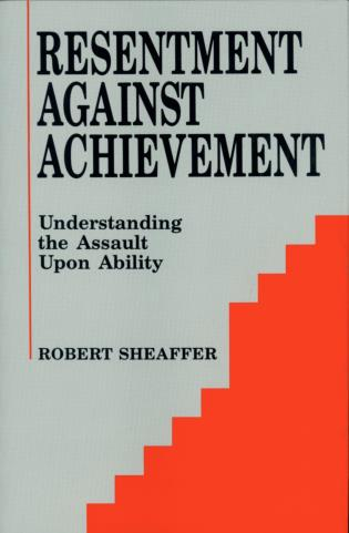Cover image for the book Resentment Against Achievement