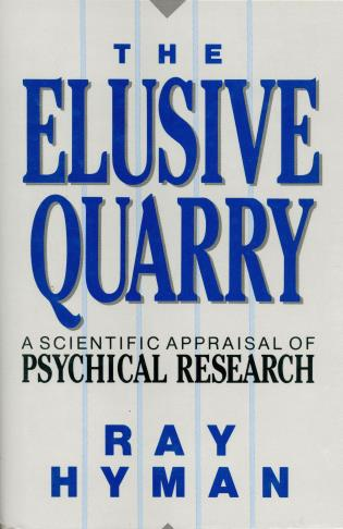 Cover image for the book The Elusive Quarry