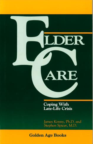 Cover image for the book Eldercare