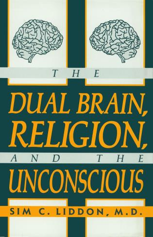 Cover image for the book The Dual Brain, Religion and the Unconscious