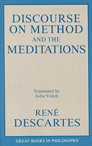 Cover image for the book A Discourse on Method and Meditations