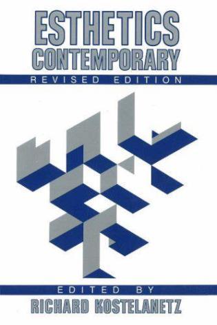 Cover image for the book Esthetics Contemporary