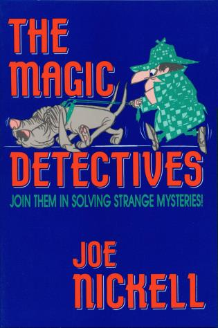 Cover image for the book The Magic Detectives