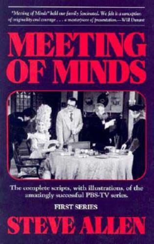 Cover image for the book Meeting of Minds