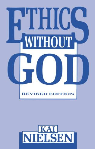 Cover image for the book Ethics Without God