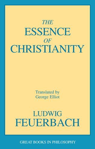 Cover image for the book The Essence of Christianity