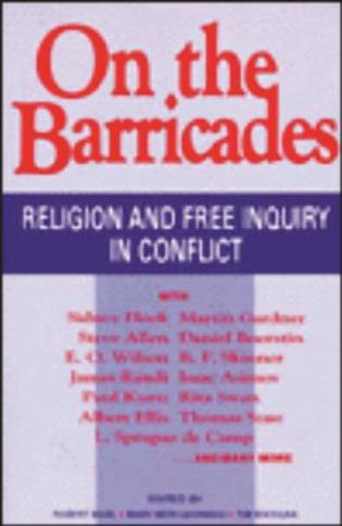 Cover image for the book On the Barricades