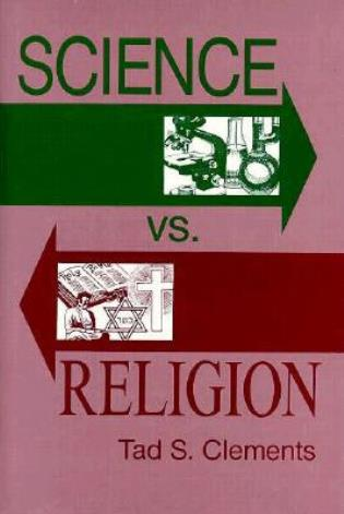 Cover image for the book Science versus Religion