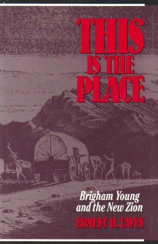 Cover image for the book This Is the Place