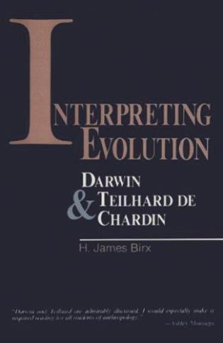 Cover image for the book Interpreting Evolution