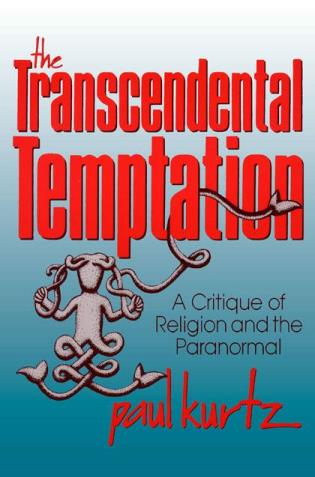 Cover image for the book The Transcendental Temptation