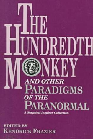 Cover image for the book The Hundredth Monkey