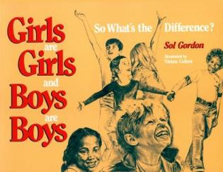 Cover image for the book Girls Are Girls, and Boys Are Boys