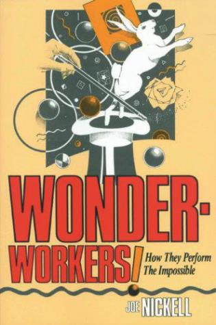 Cover image for the book Wonder-Workers!