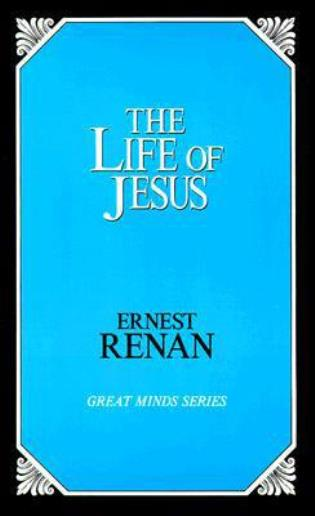Cover image for the book The Life of Jesus