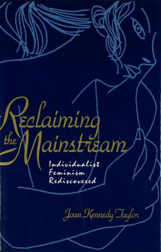 Cover image for the book Reclaiming the Mainstream