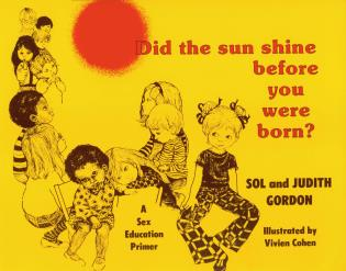 Cover image for the book Did the Sun Shine Before You Were Born?