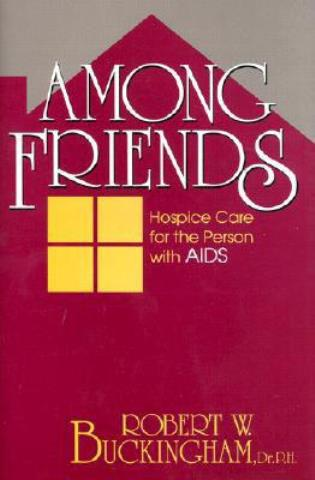 Cover image for the book Among Friends: Hospice Care for the Person with AIDS