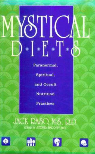 Cover image for the book Mystical Diets