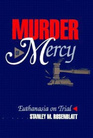 Cover image for the book Murder of Mercy