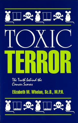 Cover image for the book Toxic Terror