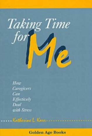 Cover image for the book Taking Time for Me