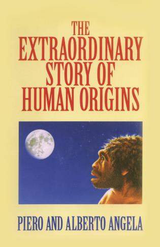 Cover image for the book The Extraordinary Story of Human Origins