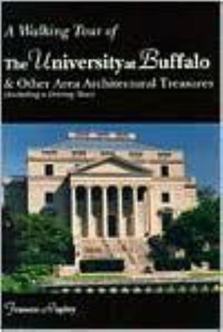 Cover image for the book A Walking Tour of the University at Buffalo