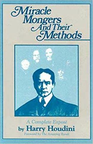 Cover image for the book Miracle Mongers and Their Methods